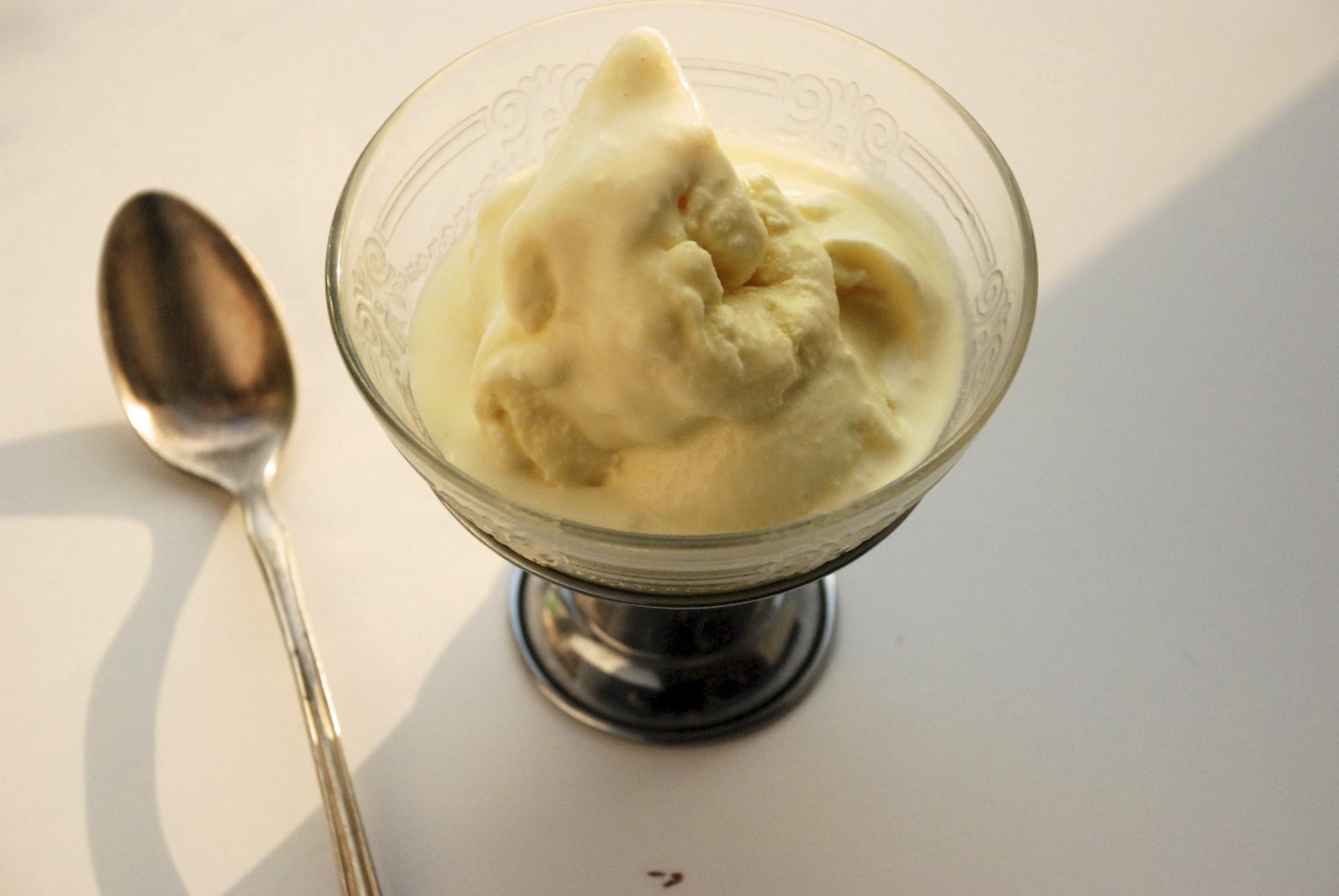 Celery Ice Cream