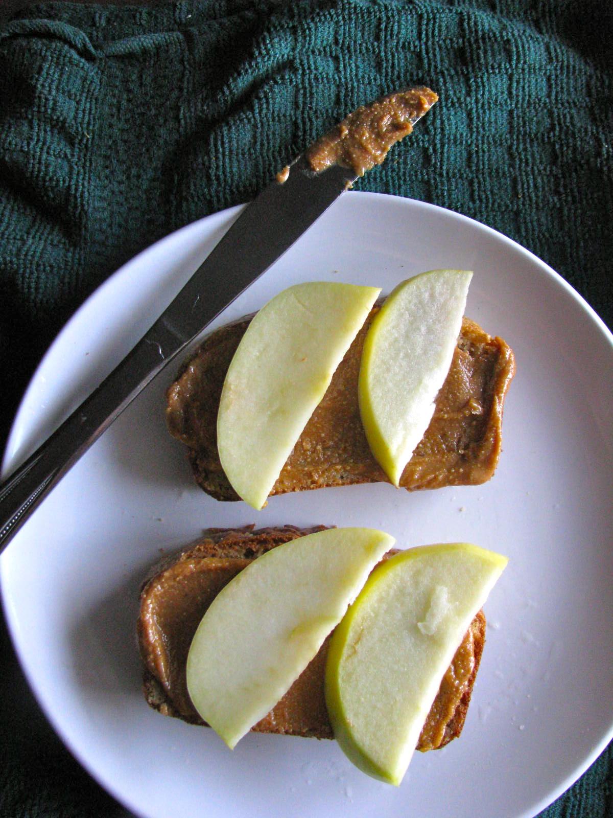 Maple Gingerbread Peanut Butter