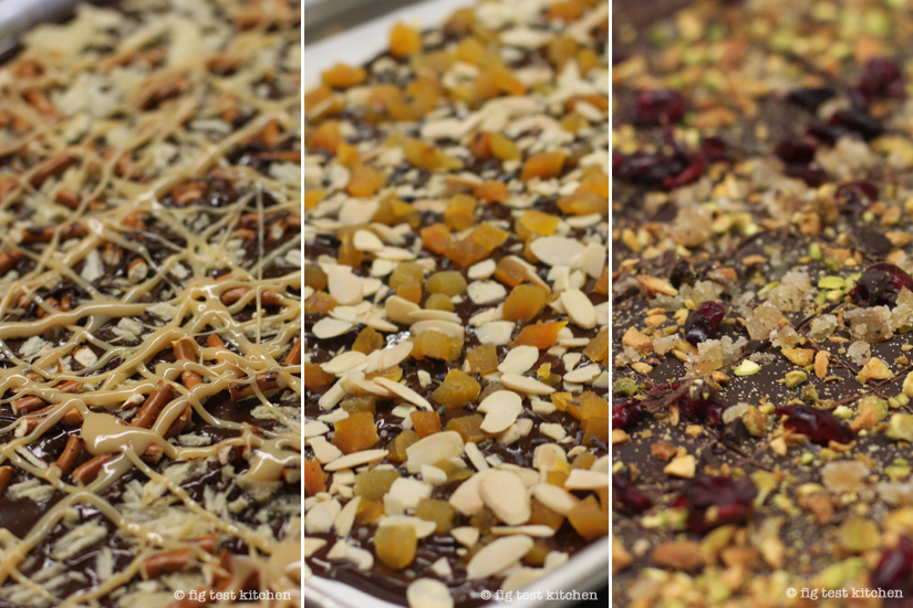 Environmental Science Chocolate Bark: Zingeber Cranbacus