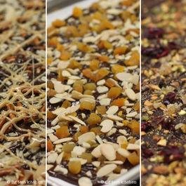 Environmental Science Chocolate Bark: Lavandula Salis