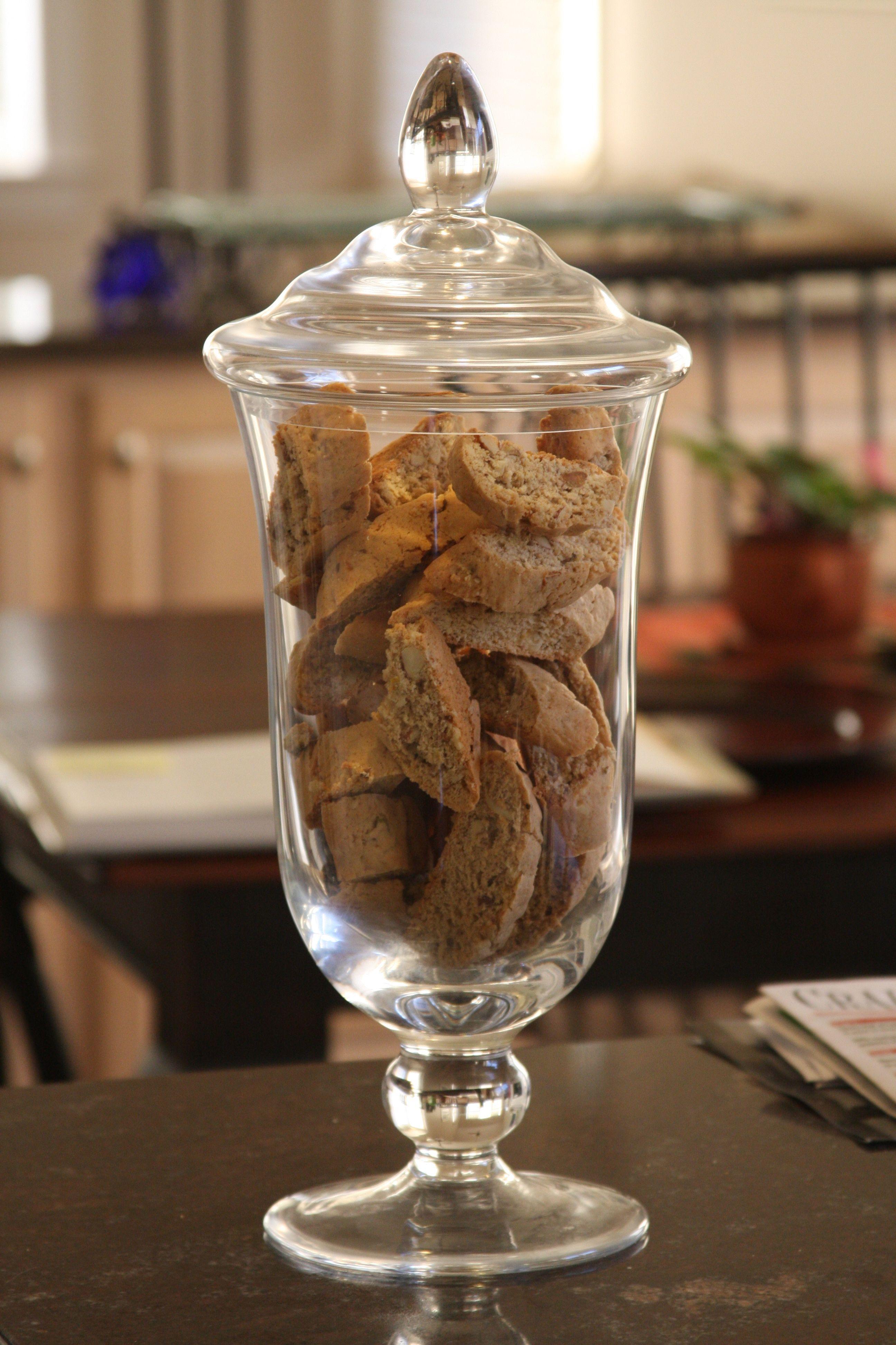 Flour-Free Maple Walnut Biscotti for Passover