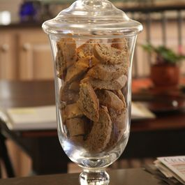 Flour-Free Maple Walnut Biscotti for Passover