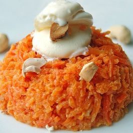 Carrot Dessert Ravioli