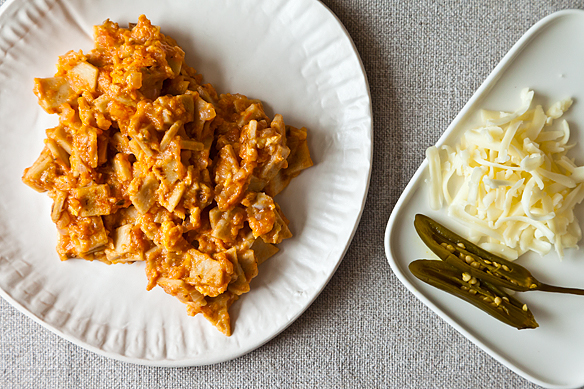 Not Exactly Grandma's Migas on Food52