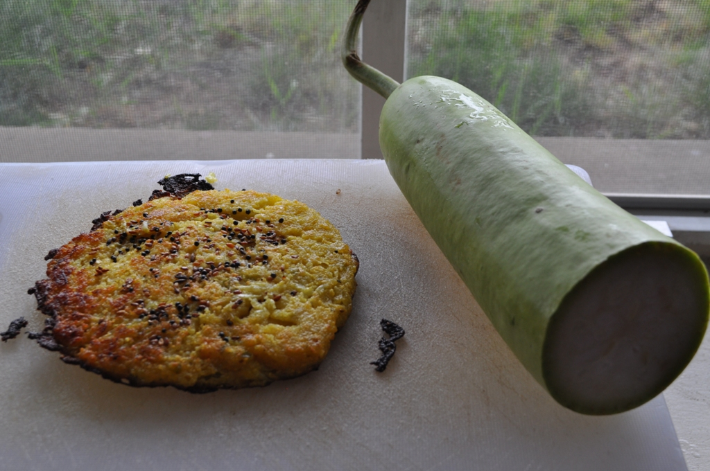 Savory Lentil Cakes or Pancakes