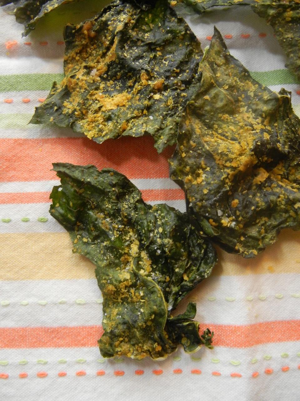 Eli's Kale Chips