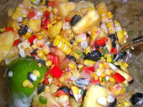 Corn_pineapple_and_bluberrty_salad_food_52