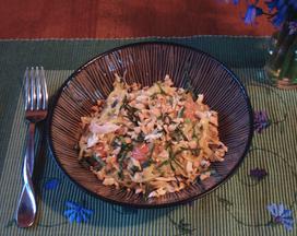 Vietnamese-salad