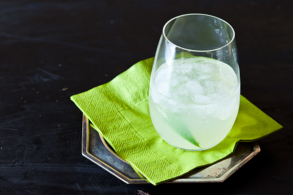 Lemon Lime Margarita from Food52