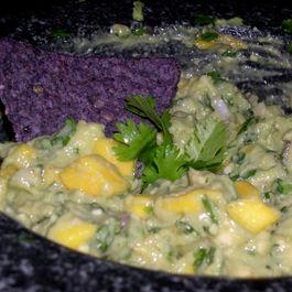 Mango Chipotle Guacamole