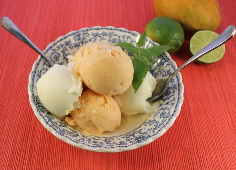 Mango Habanero Yogurt