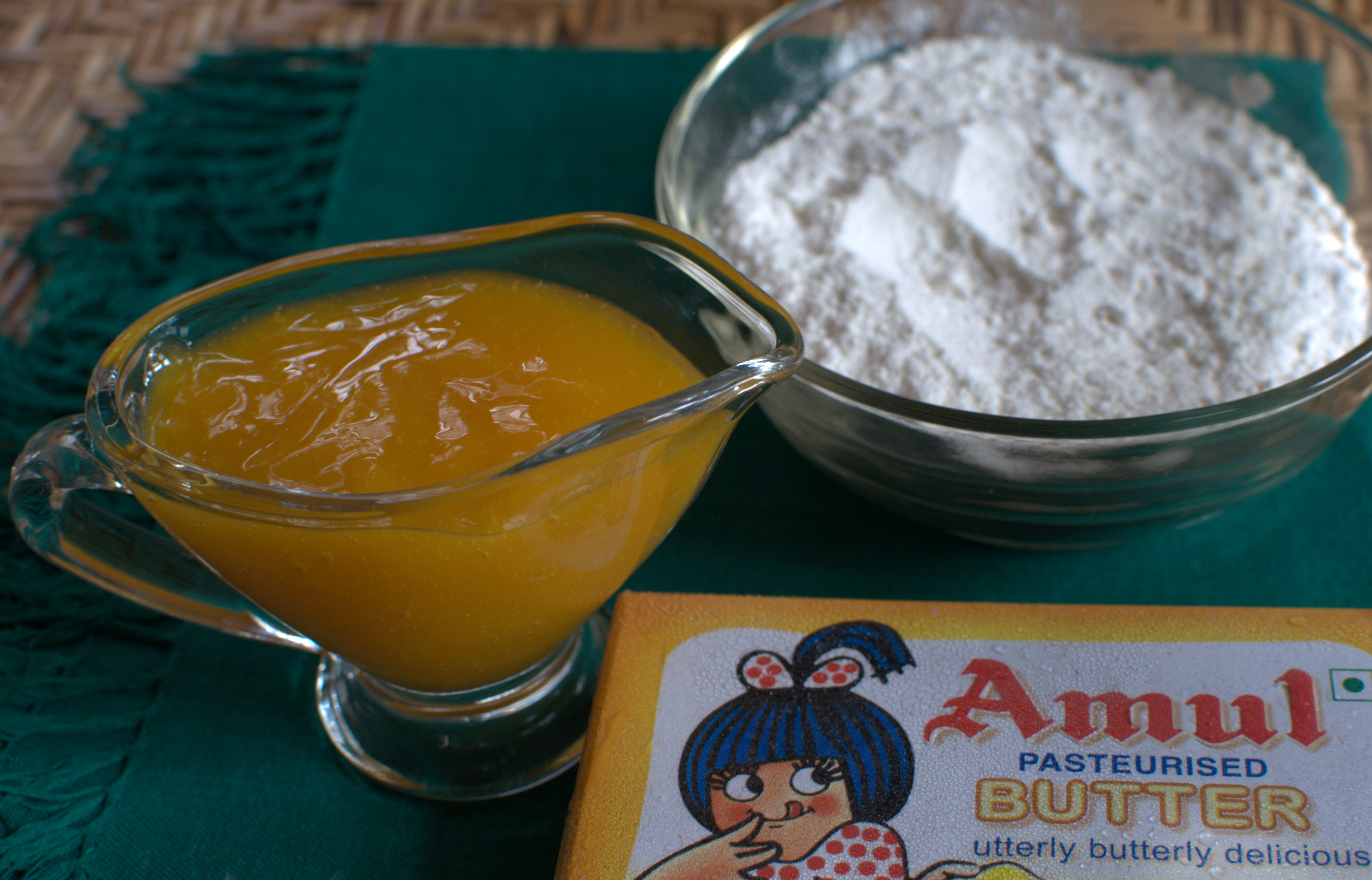 Mango poori
