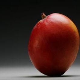 Mango Mock Mousse
