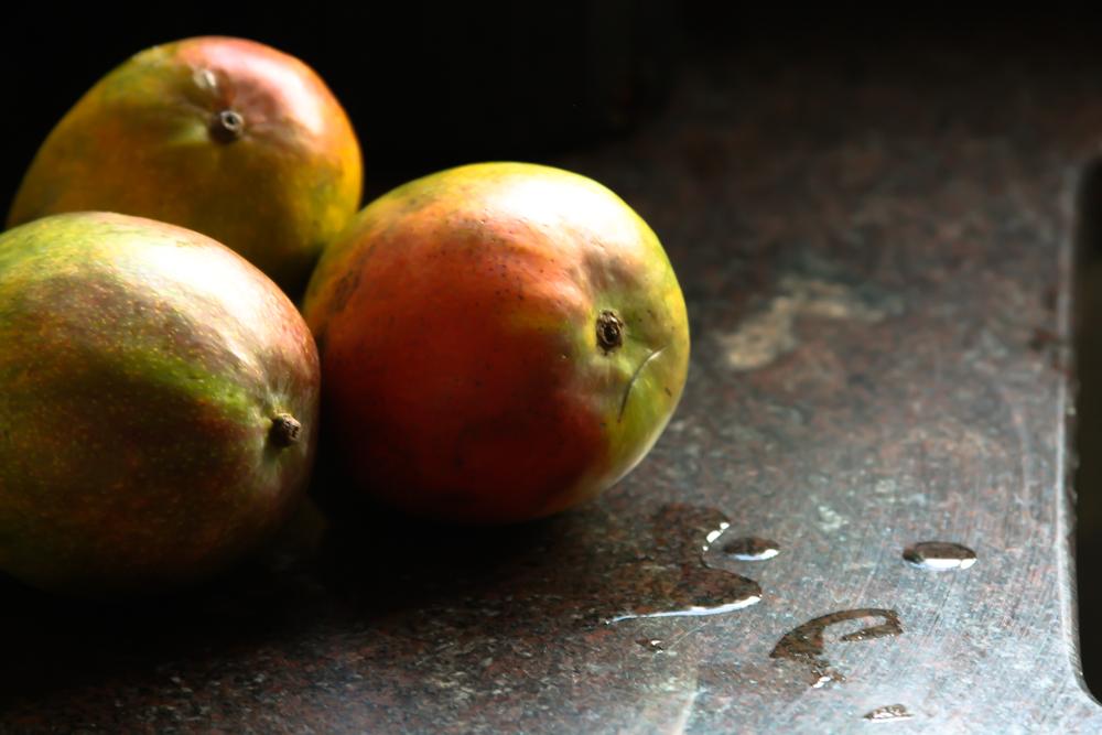 Fire-Alarm Mango Relish