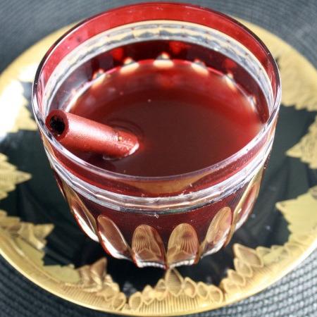 Cranberry Glögg