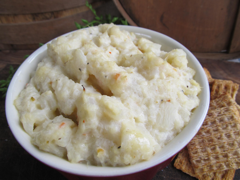 Warm Turnip Spread