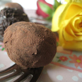 Chocolate Chilli Truffles