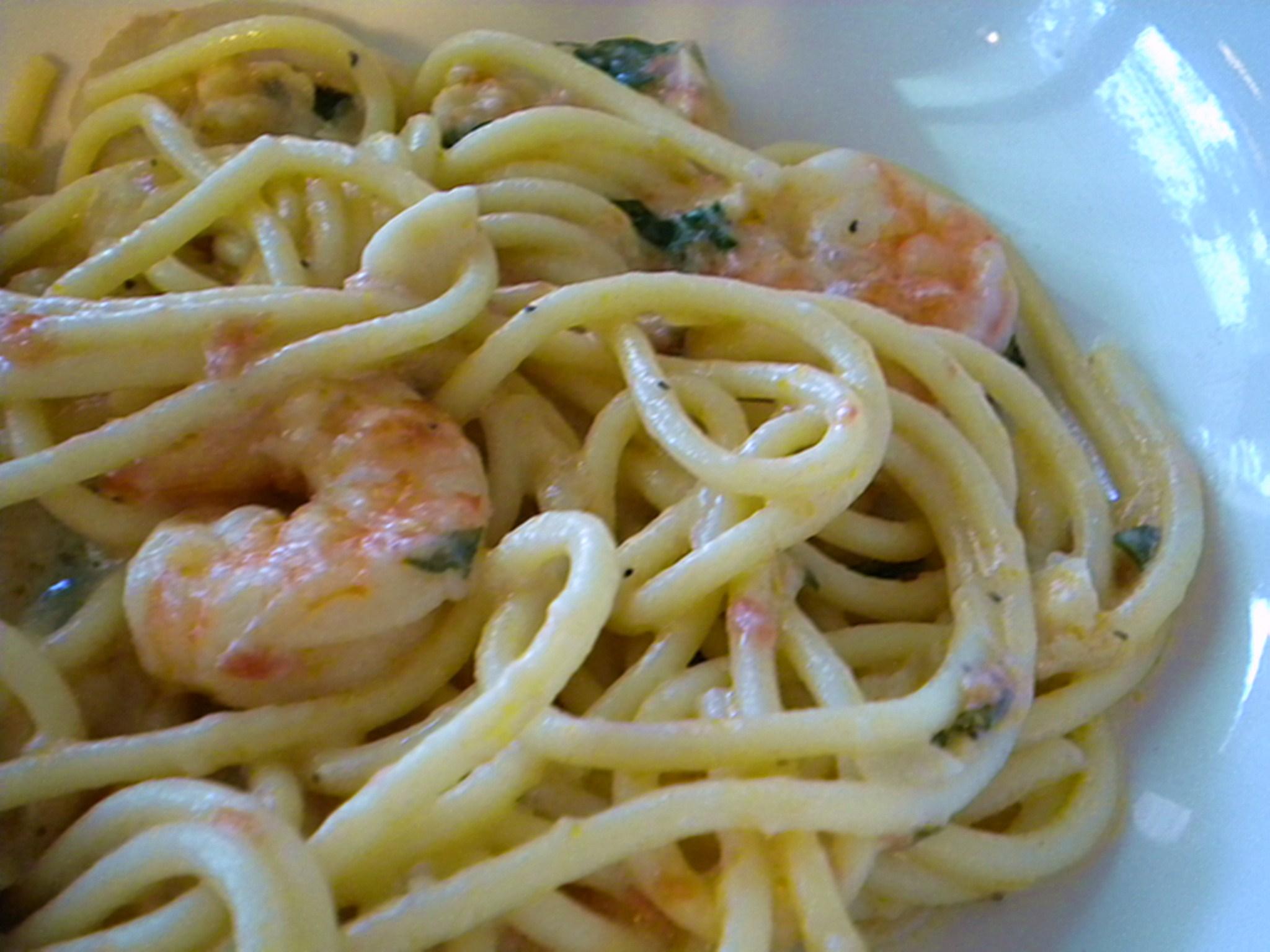 Seafood Pasta Rosa Recipe on Food52