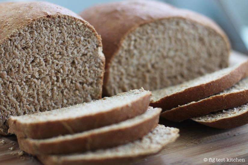 Better-Than-Panera Honey-Wheat Bread