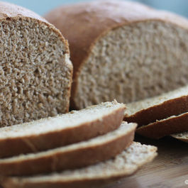 Better-Than-Panera Honey-Wheat Bread