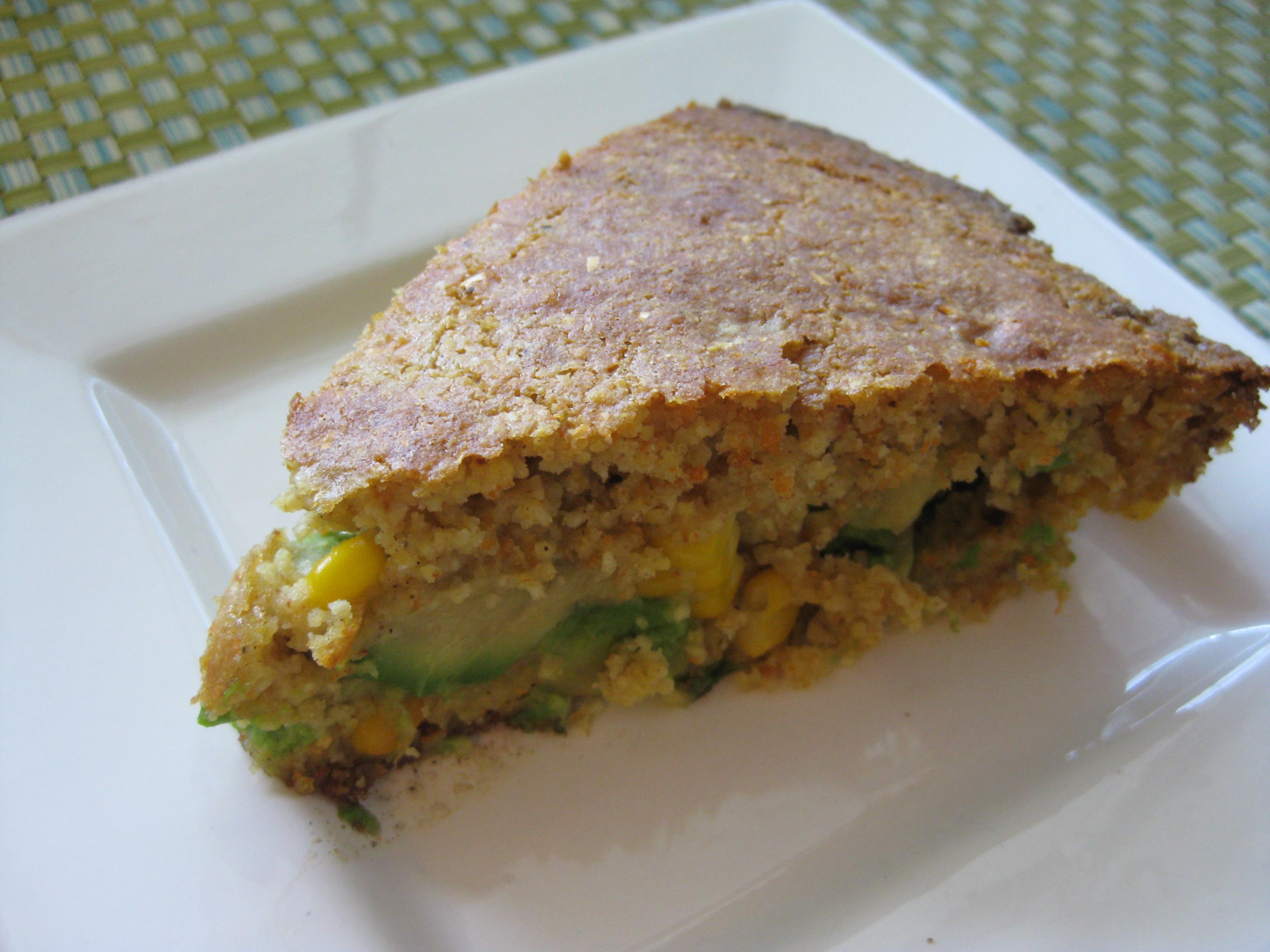 Avocado Cornbread