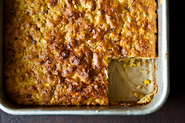 Cornbread with Chorizo