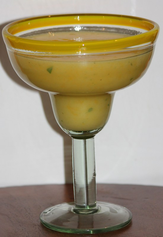SPICY MANGO MARGARITA