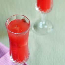Mint and Watermelon Cooler