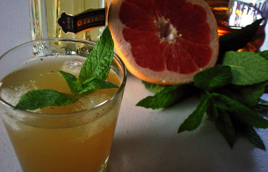 Elderflower Julep