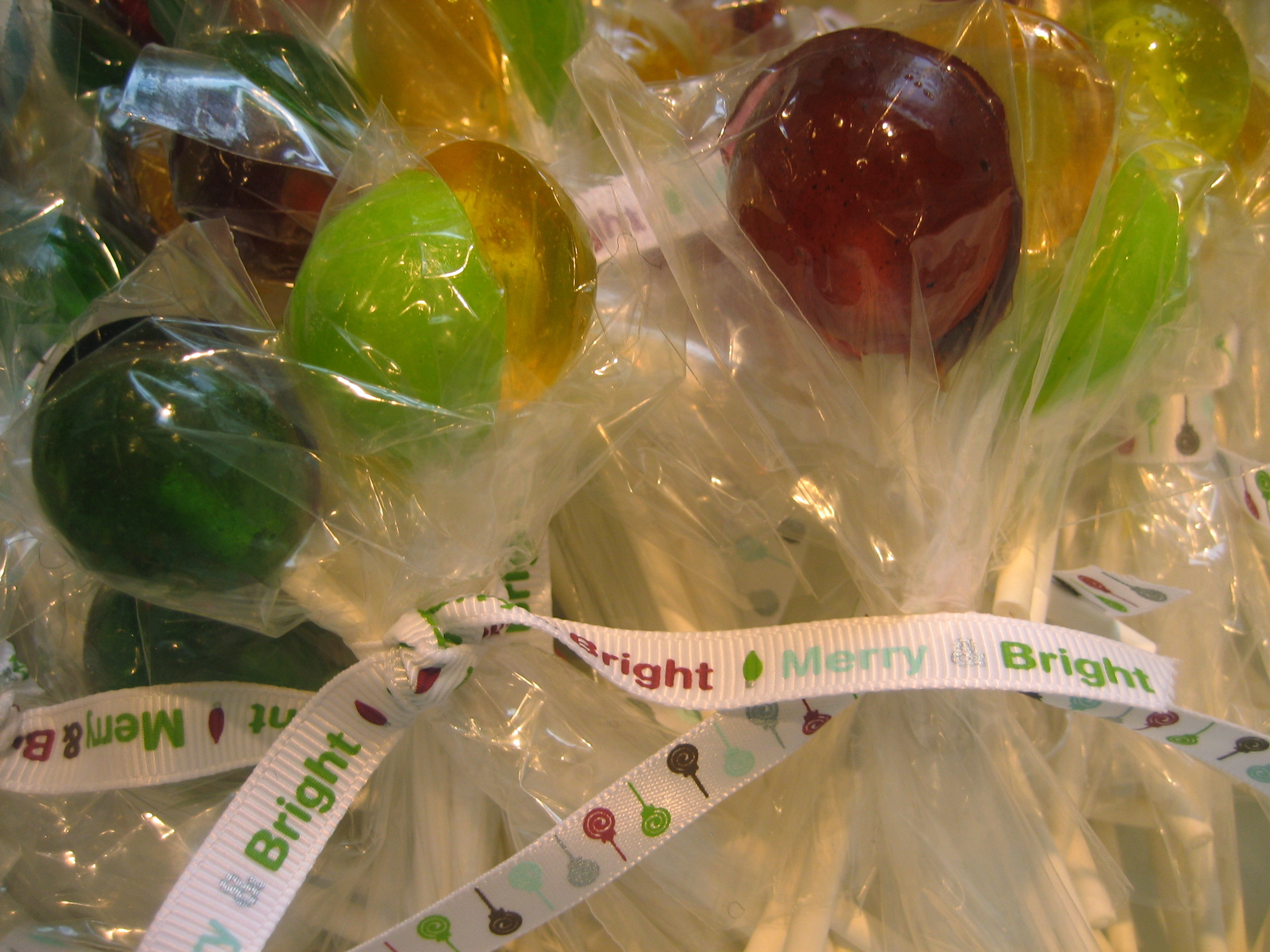 Fruit Lollipops