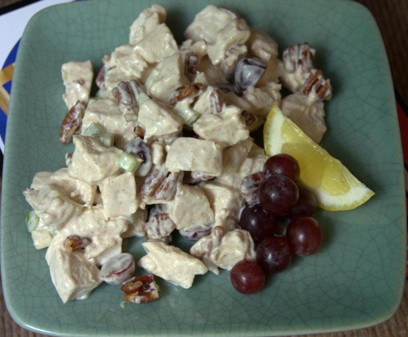Nanny's Chicken Salad