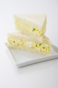 Old School Vegan Egg Salad