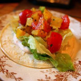 Summer-Inspired Tacos.