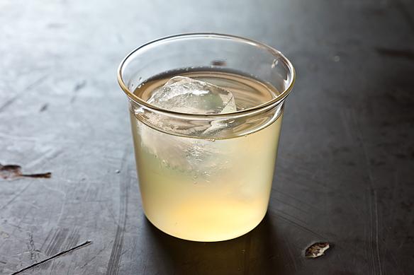 Iced Mint and Citrus Tea.Food52