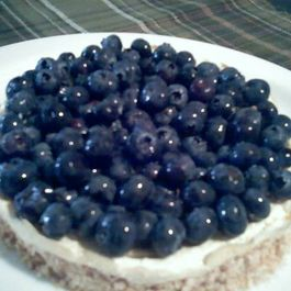 Blueberry_tofu_cheesecake
