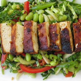 Spicy_tofu_with_asian_slaw