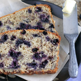 Blueberry Pecan Bread
