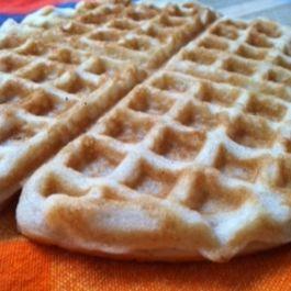 Freakin' Divine Gluten-Free Waffles