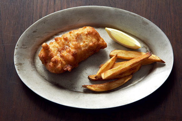 Fish and Chips on Food52