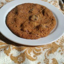 """Crack"" Himalayian Salted Chocolate Chunk Cookies"