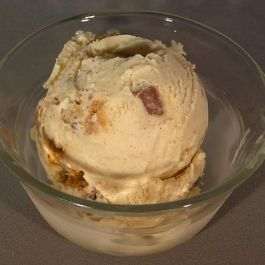 Cinnamon, Oatmeal Cookie, Chocolate Chunk Ice Cream