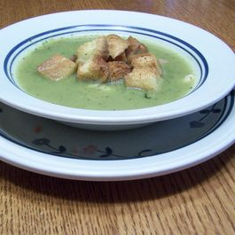 Lettuce_soup