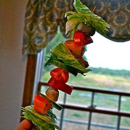 Salad on a Stick