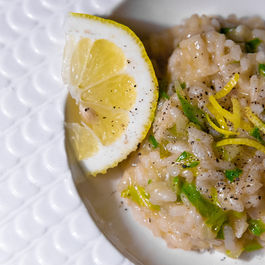 Romaine Risotto