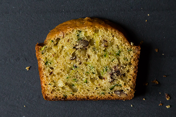 My New Favorite Zucchini Bread