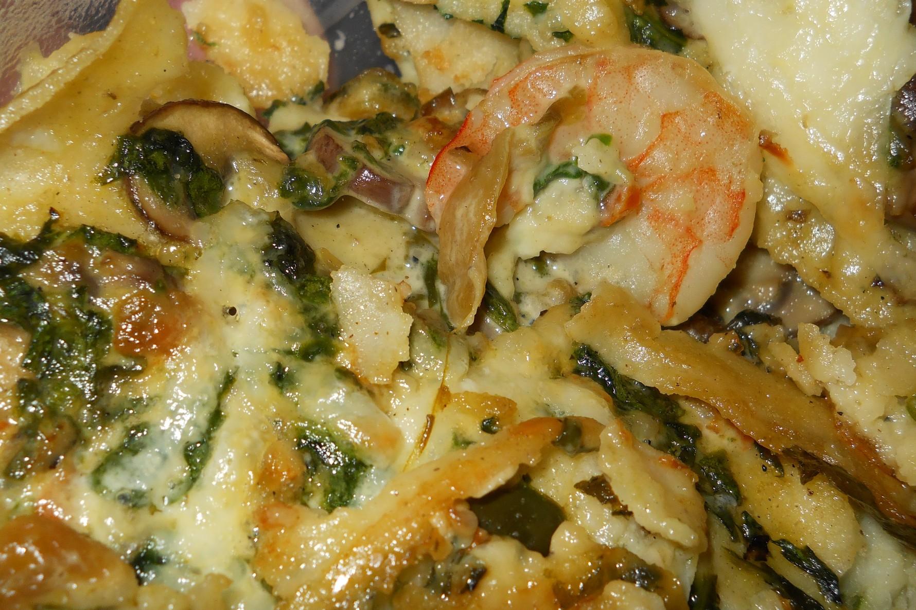 Vegetarian Enchiladas Griegos With Spinach + Feta Recipe — Dishmaps