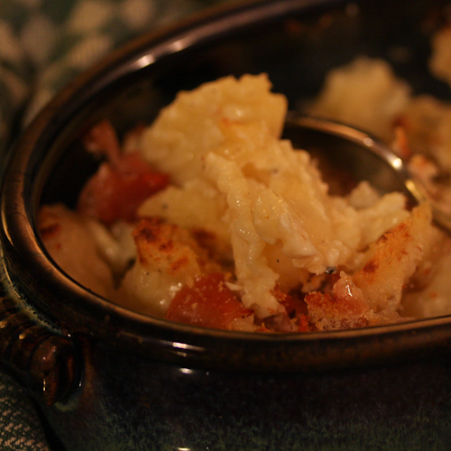 Crab Mac