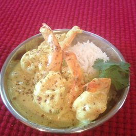 Bengali Shrimp Curry