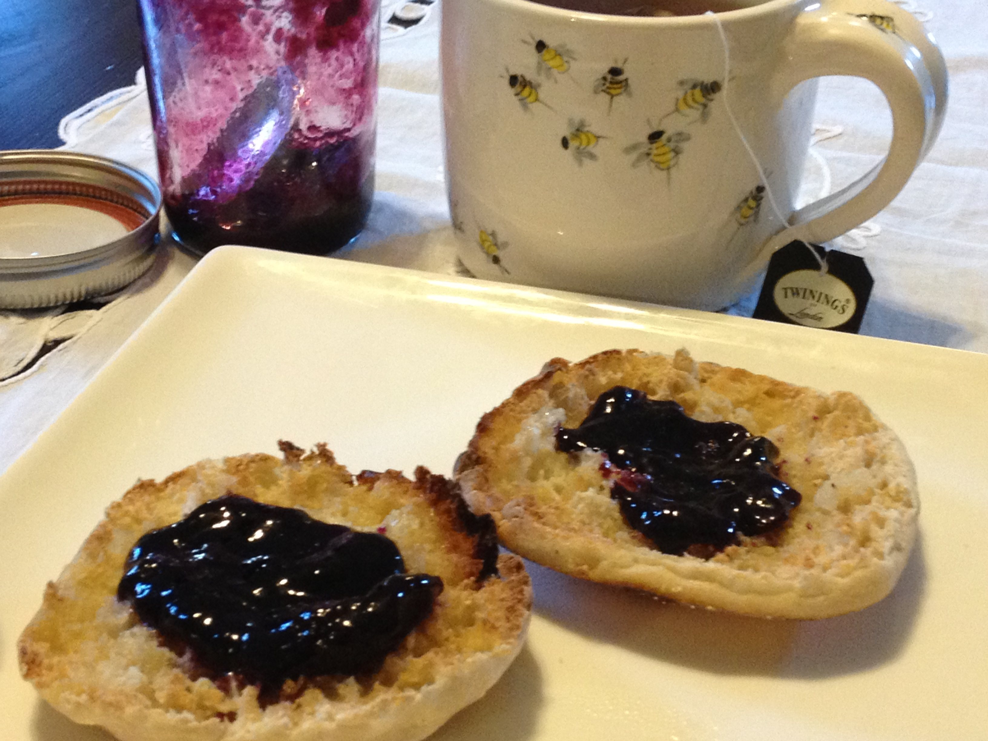 Simple Concord Grape Jam