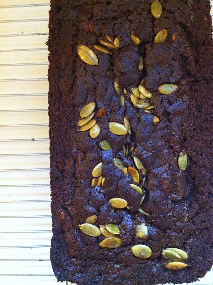 ... Believe It's Gluten Free) Chocolate Banana Bread recipe on Food52.com